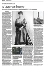 A Victorian Dynamo by James Elliott :: The Hamilton Spectator, Saturday, November 21, 2009